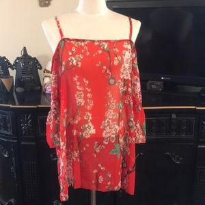 Tops - Cover up Size L